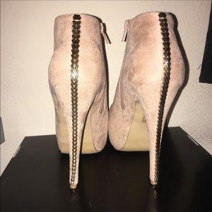 Shoes - Platform stilettos